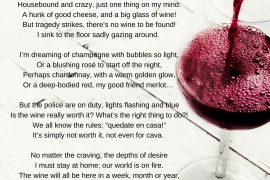 """Good company, good wine, good welcome can make good people"""