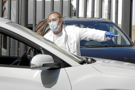 No mass testing for coronavirus in the Balearics for now