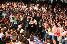Ciutadella Sant Joan fiestas are postponed
