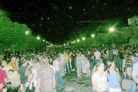 Strong security measures for Colonia Sant Jordi fiestas