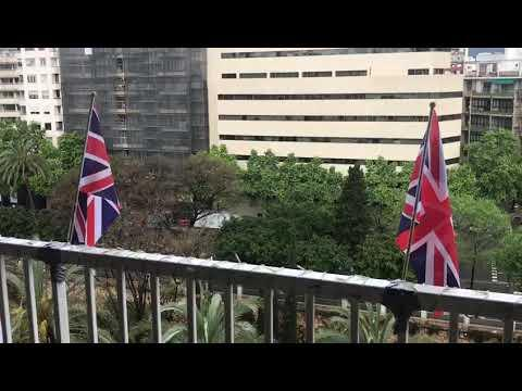 Queen's birthday celebrations in Majorca