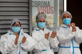 Healthcare Professionals at Hospital del Henares, Madrid.