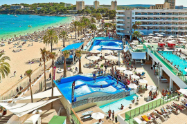 Paguera hoteliers more optimistic than in Magalluf and Santa Ponsa