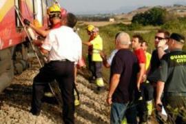 Man killed by Manacor train