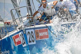 Glory for Quantum, BMW,  Movistar, Ran and Mamma Aiuto in Palma