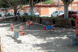 Greater control of playgrounds in Palma