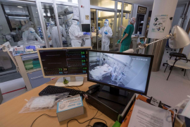 Just seven new coronavirus cases in the Balearics