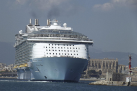 Balearic cruise ship passenger numbers increase by 17 per cent