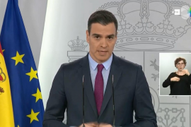 """Sánchez sets out de-escalation plan for """"new normality"""" by end-June"""