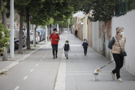 Walking and exercising times in Spain