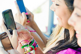 15% of people in the Balearics are phone addicts