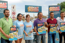 Campaign for greater civic responsibility in Cala Ratjada