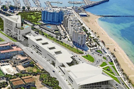 Public control of Palma convention centre proposed