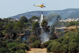 Balearic firefighting budget up in 2015