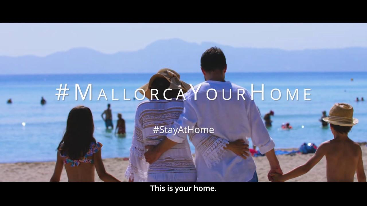 Latest video for #SeeYouSoonMallorca campaign