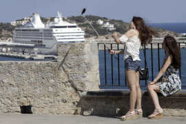 A quarter of Spain's July tourism was in the Balearics