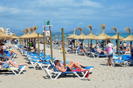 Can Picafort could be without beach services this summer