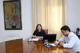 Balearic government expecting quarantine to be provisional measure