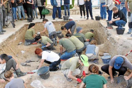 Civil War grave exhumations to restart in July