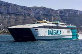 Baleària Inter Island Services resume on May 25.