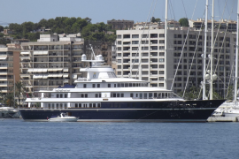The Leander in Palma