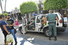 Italian drug gang smashed in Magalluf