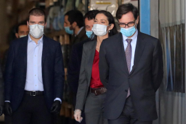 The minister behind the mask: the week in Majorca