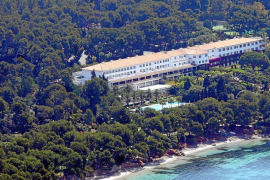 Barceló confirm that Formentor Hotel is to be sold