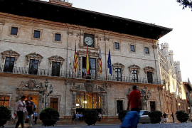 "PP in Palma suspicious of ""confiscation"" of town hall surpluses"