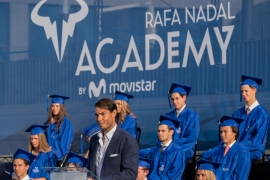 The Rafa Nadal International School expands its range of academic services to include Primary Education