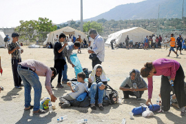 Balearics could take in 300 refugees