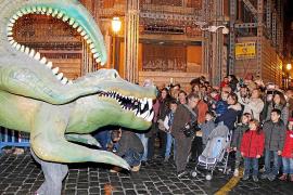 People's participation in Palma's Sebastian fiestas