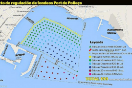 Plan for Puerto Pollensa moorings considered excessive