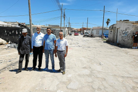 Son Banya residents holding out for decent housing