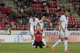 Mallorca's cup exit shame