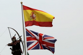 Spain says NO to the UK