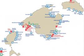 Thirty-eight Blue Flag beaches in the Balearics this summer