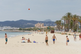 "An ""avalanche"" of test tourists: the week in Majorca"