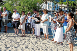 Songs of Praise proves to be a major success in Puerto Pollensa