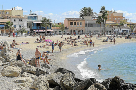 Increase in the number of foreign tourists to Balearics