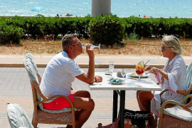 Balearic economy contracted 4.5% in the first quarter