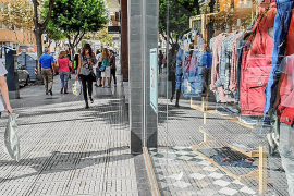 Steady increase in Balearic retail sales