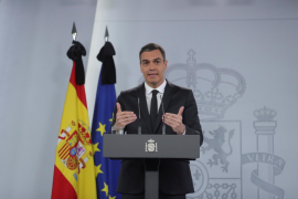 """Sánchez expresses pride in """"what we have achieved together"""""""
