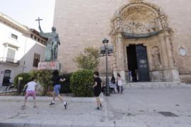 Heritage association criticises Juniper Serra statue vandalism