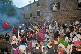 Valldemossa celebrates its defeat of the Moors