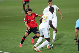 Mallorca make history but lose to Madrid