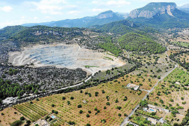 "Warning of a new ""boom"" in quarries in Majorca"