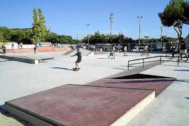 The Galatzó skate park is now open