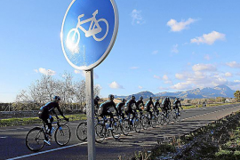 Cycling tourism worth more than 150 million euros