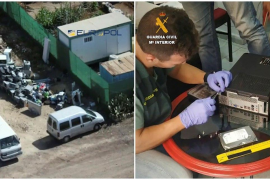 Spanish police clean up Canary Islands waste-smuggling ring
